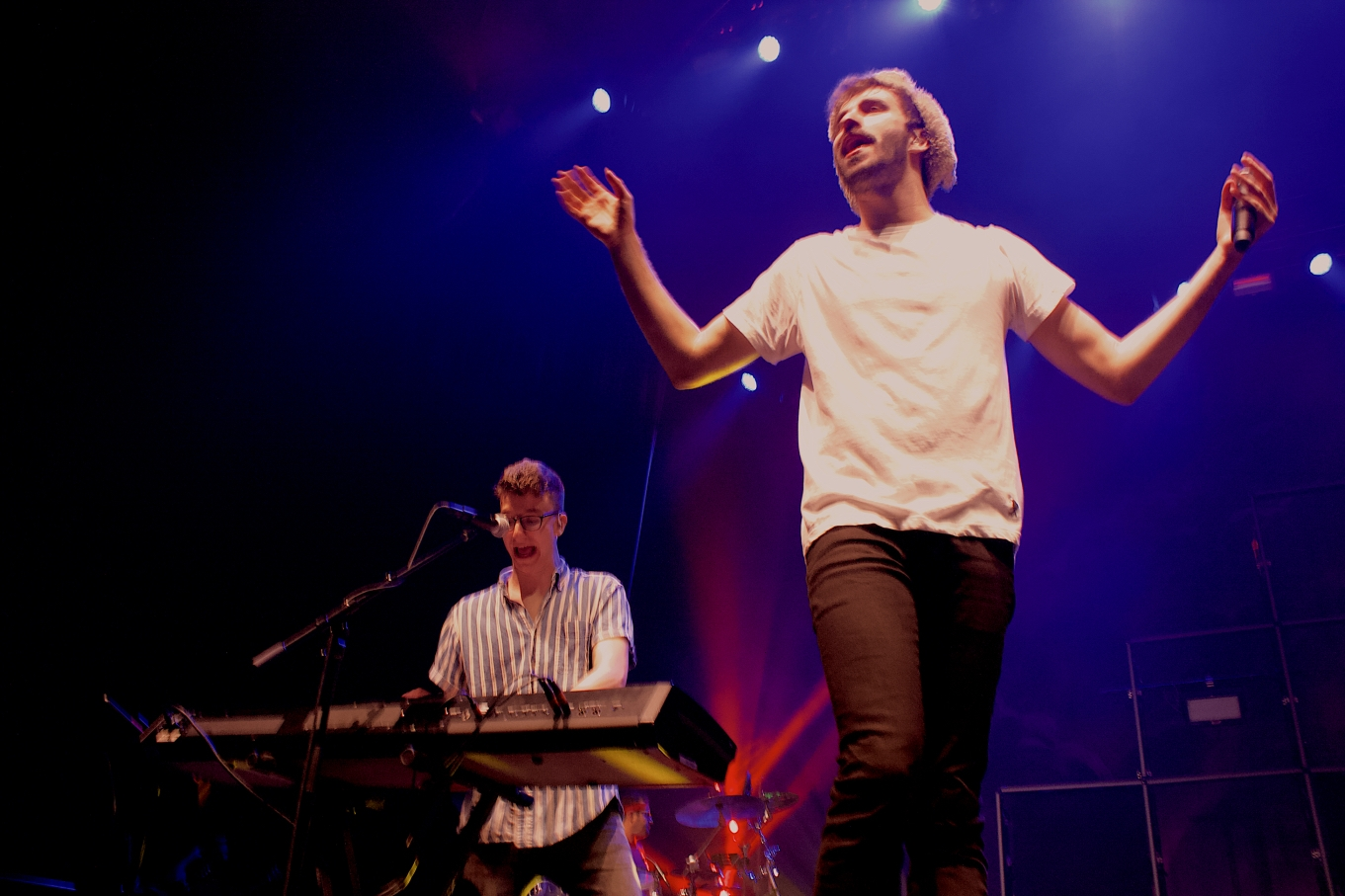 Diandra Reviews It All- AJR Are Happy Maniacs At Hammerstein